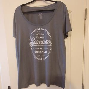 Torrid Size 3 T shirt